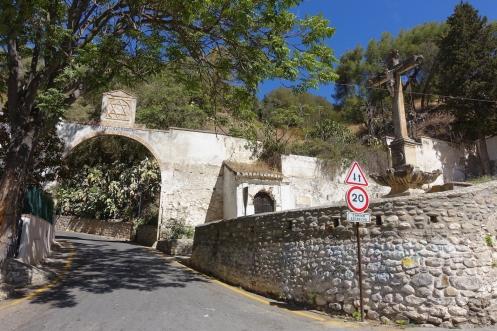 In Sacromonte, einem Vorort Granadas
