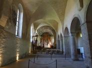 Die schöne Klosterkirche in Ilsenburg (Foto: S. Panwitz)